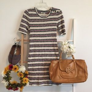 Madewell tee shirt dress